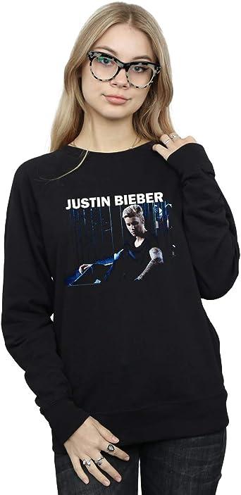 Absolute Cult Justin Bieber Mujer Sitting Shadows Camisa De ...