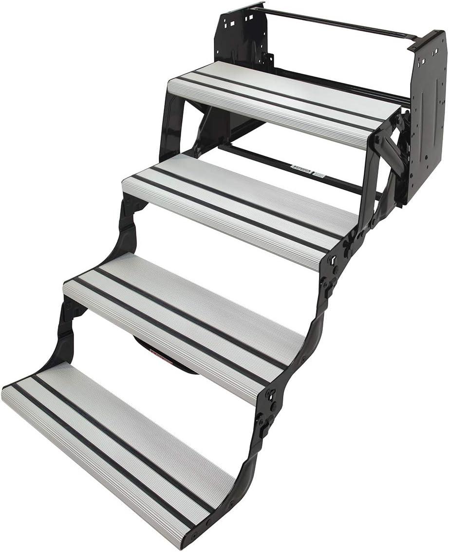 Lippert Components 432698 Alumi-Tread Quad Manual Step