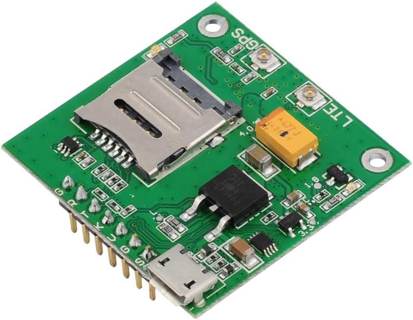 SIM7000A Development Board NB-IoT eMTC 4G módulo GPS LTE-Cat-M1 Quad-Band FDD-LTE B2 B4 B12 B13 US Red para Windows Linux Geekstory