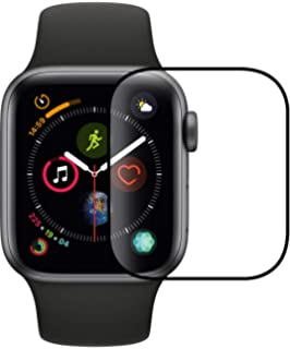 Apple Watch 40mm Screen Protector, [Dome Glass] Liquid ...