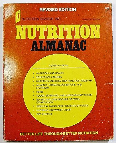 Nutrition Almanac: Better Life Through Better Nutrition
