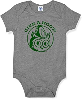 product image for Hank Player U.S.A. Baby Woodsy (Woodsy Owl) Baby Onesie