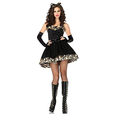 GAOJUAN Disfraz De Halloween Traje Adulto Disfraz De Leopardo ...