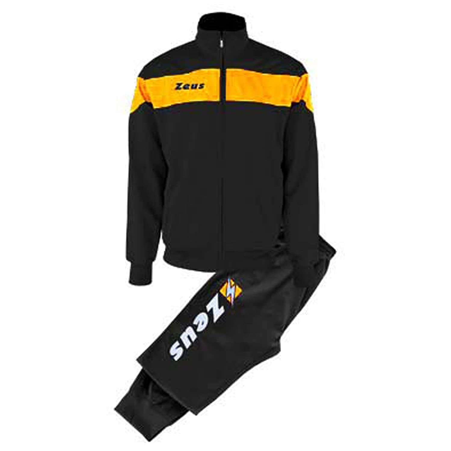 02cd118ec1 Zeus APOLLO Men's Tracksuit for Sports Staff Running Jogging Training Relax  Football Tournament School Sport: Amazon.co.uk: Sports & Outdoors