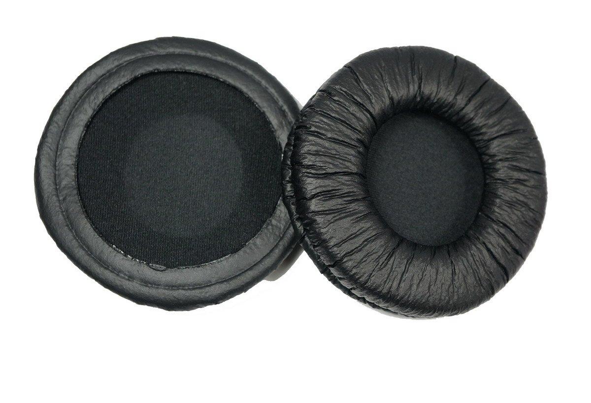 Ear Pad almohadillas cojín de franela reparación Piezas para JBL T450 T450 BT t450bt auriculares (earmuffes) auricular con micrófono (negro): Amazon.es: ...