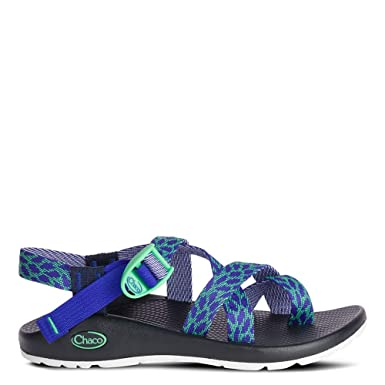 125fa846e0fe Image Unavailable. Image not available for. Color  Chaco Women s Z2 Classic  Wide FOLIOLE ROYAL
