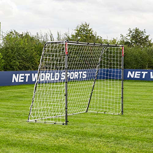 8 x 6 FORZA Steel42 Soccer Goal – [The Strongest Steel Goal Post & Net Package with Soccer Goal Target Training Sheet] (8 x 6 FORZA Steel42 Goal) Review