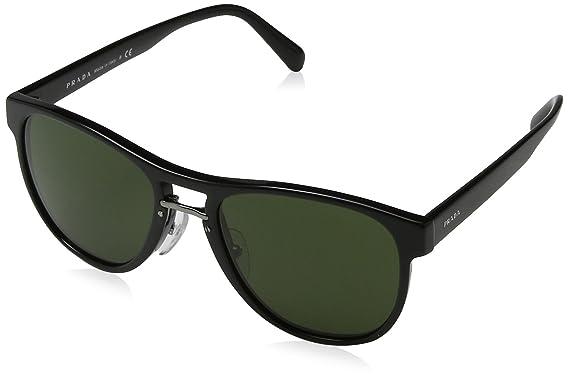 71ab9ce4ef3 Prada Men s PR 09US Sunglasses 55mm at Amazon Men s Clothing store