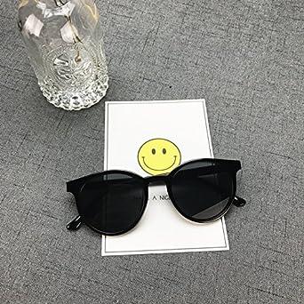 e56cec199e0 the same kind of female white regu small frame ink mirror red circular Korean  tide male round face sun glasses
