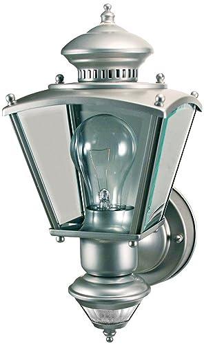 Amazon.com : 150 Degree Motion Activated Decorative Light, Silver ...