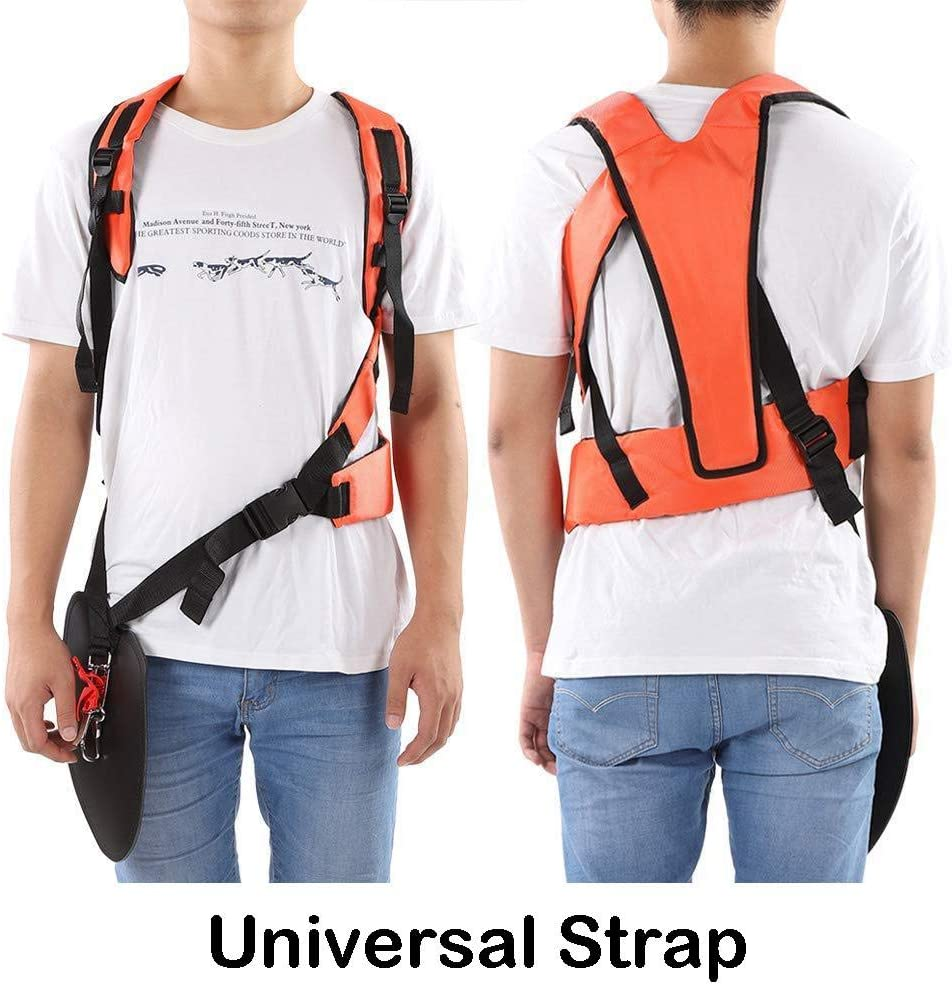 While The Two Cameras Have A Tripod Base. dissylove Double-Shoulder Double-Camera Strap