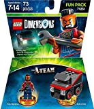 Mission Impossible Level Pack + A-Team + Excalibur Batman + Knight Rider Fun Packs - Lego Dimensions (Non Machine Specific)