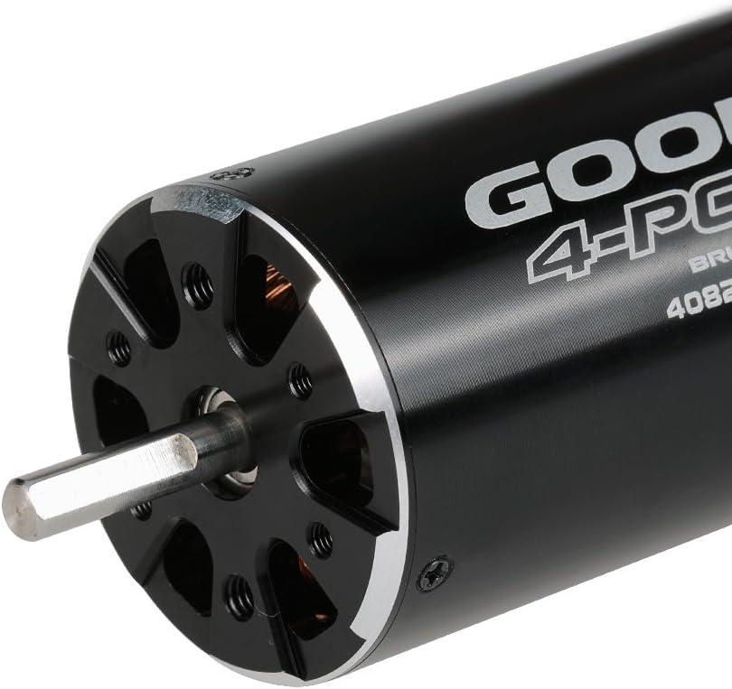 or Above RC Boat GoolRC Original High Performance 4082 1900KV 4 Poles Brushless Sensorless Motor for 1000mm