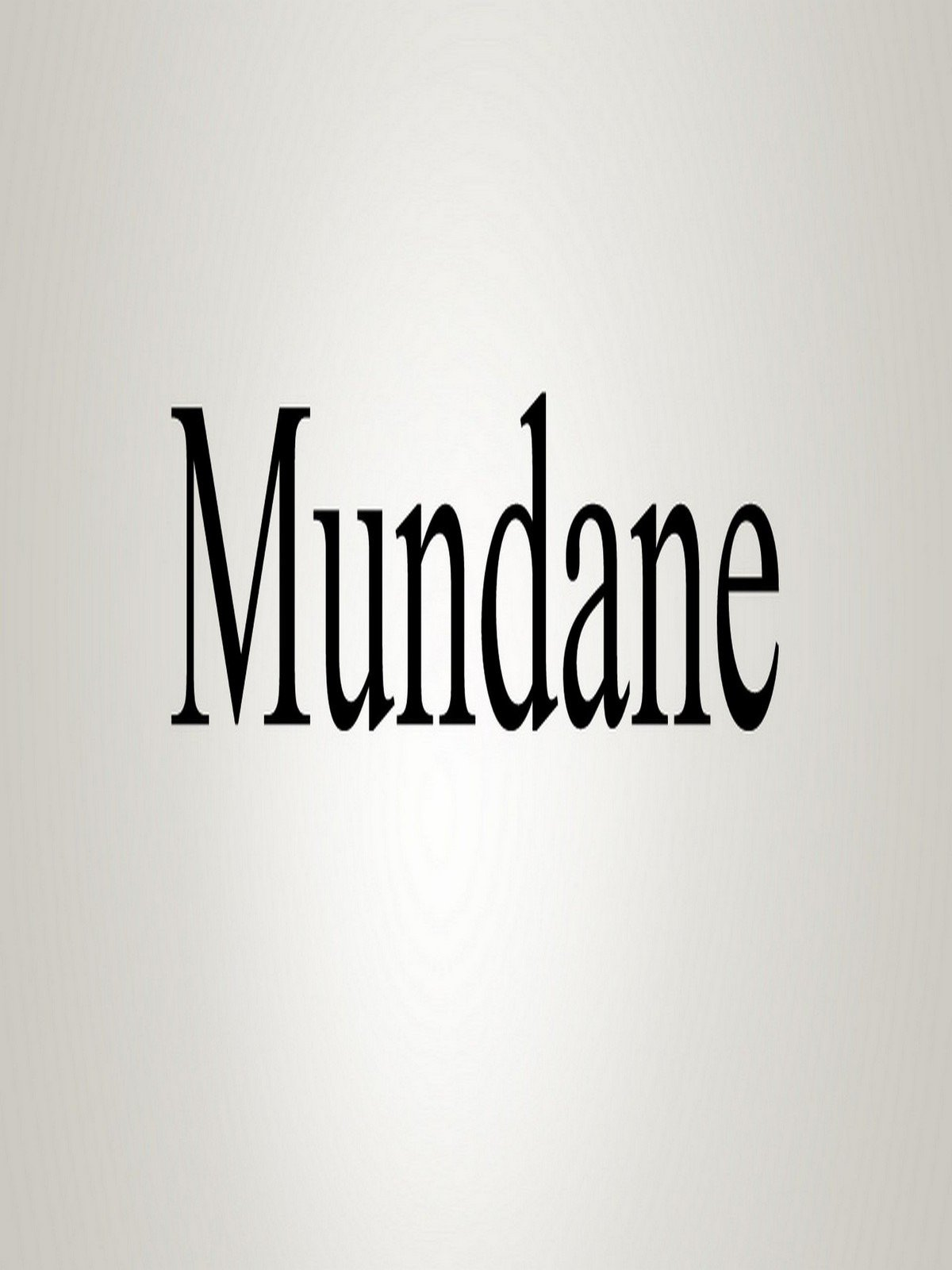 Amazon.de: How To Pronounce Mundane [OV] ansehen  Prime Video