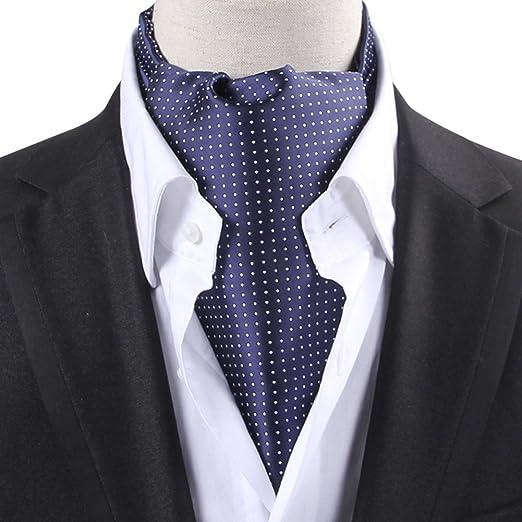 LIXIONG Hombres Corbata Bufanda Doble Cara Camisa Grande Toalla de ...