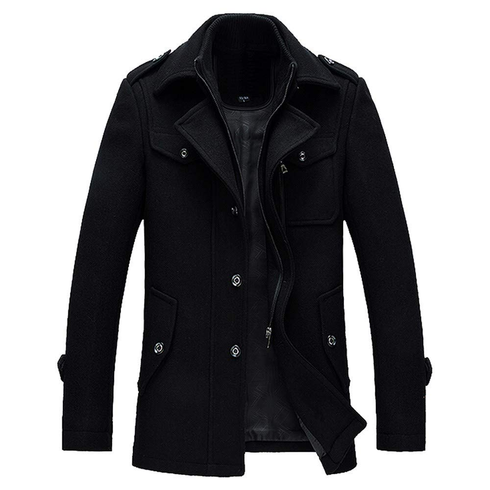 Pandaie-Mens Product Big and Tall Packable Down Jacket Men.Men's Wool Trench Coat Fashion Jacket