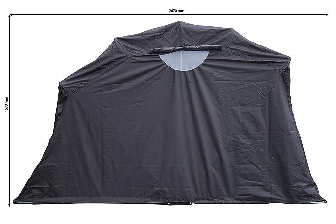 Amazon.com: Soporte para motocicleta, cubierta para ...