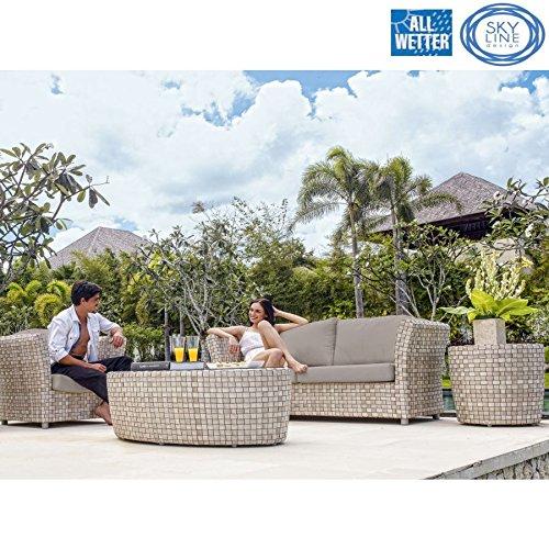726a3fb898865d SKYLINE DESIGN® FLORENCE DINING ARMCHAIR STUHL  Amazon.de  Garten