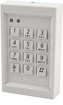 El acceso independiente Controll®Innerseal digital Teclado ...