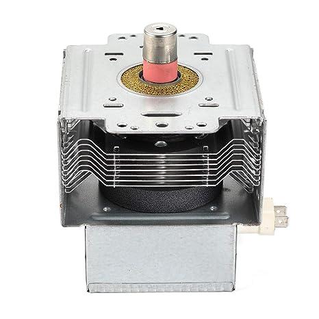 Amazon.com: Magnetron WB27X26081 - Tubo de microondas para ...
