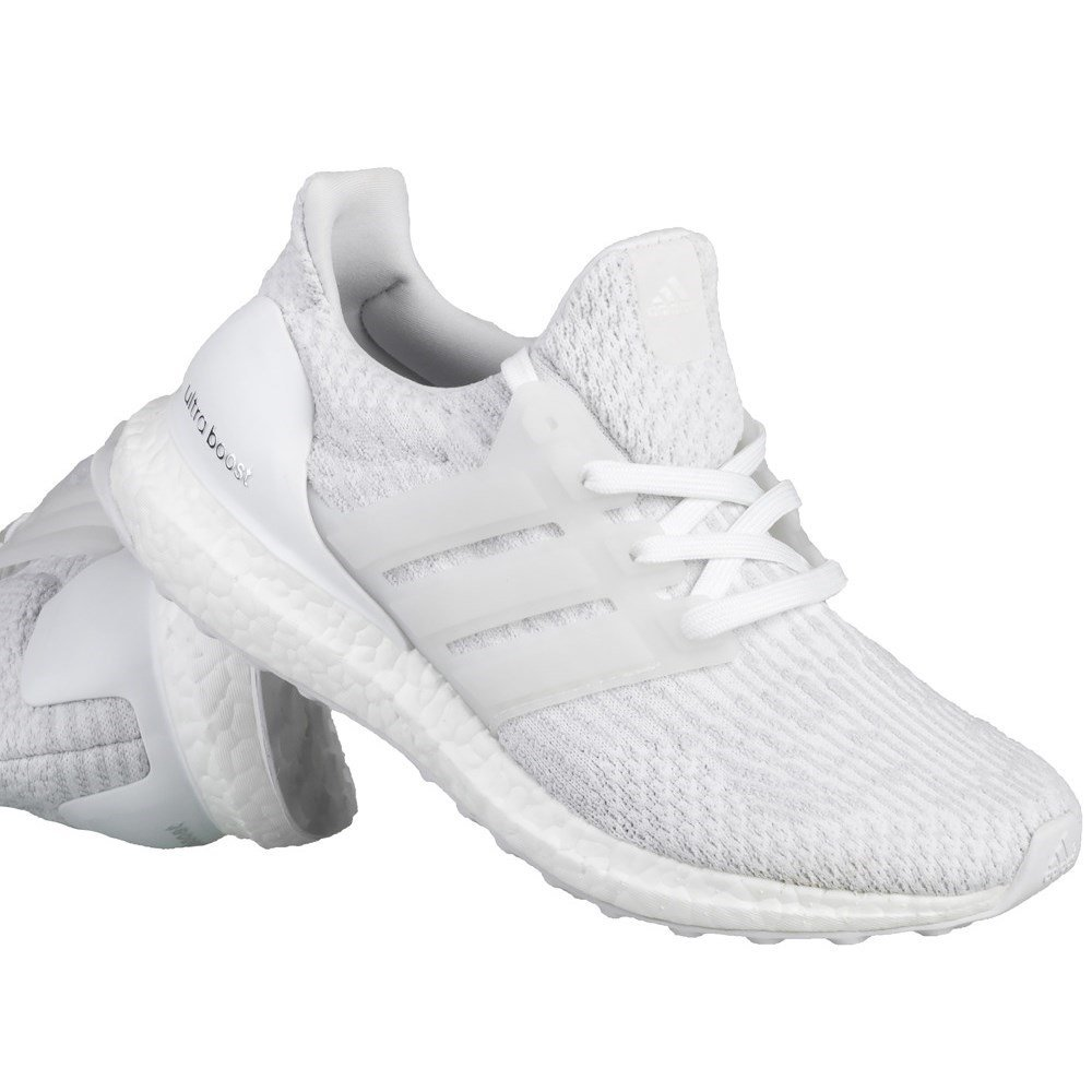 268113a1f38d1 Amazon.com  Adidas - Ultraboost J - BB3047 - Color  White - Size  6.0  Shoes