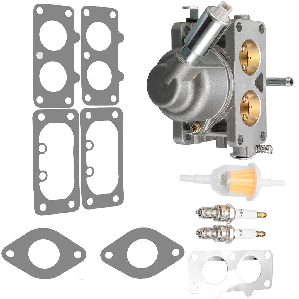 Morza Carburateur Carb Remplacement pour Briggs Stratton 20HP 21HP 23HP 24HP 25HP Intek V-Twin Engine 791230 699709