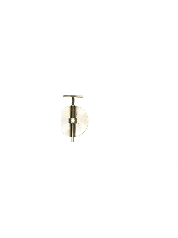 LANZZAS Rauchrohr Ofenrohr Kaminrohr Drosselklappe zum nachträglichen Einbau in vorhandene Rauchrohre Ø 130 mm LANZZAS ®