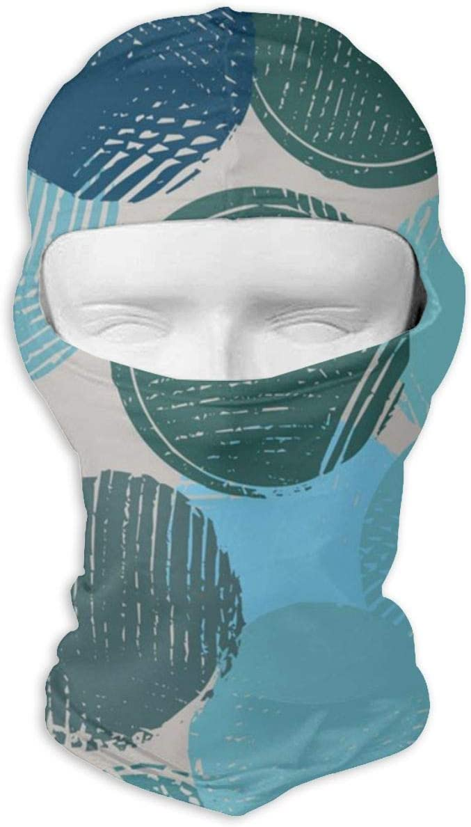 CAClifestyle Color Stamps Unisex Windproof Balaclavas Full Face Mask Hood