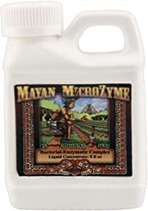 Humboldt Nutrients HNMM408 8-Ounce, Mayan Microzyme Fertilizer