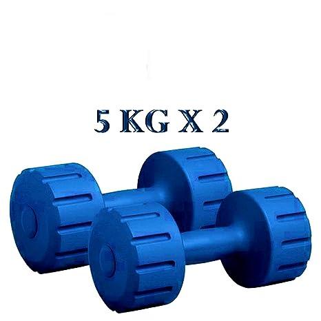 6009f8133e1 Buy Dumbbell18 Unisex PVC Plastic Dumbell Set