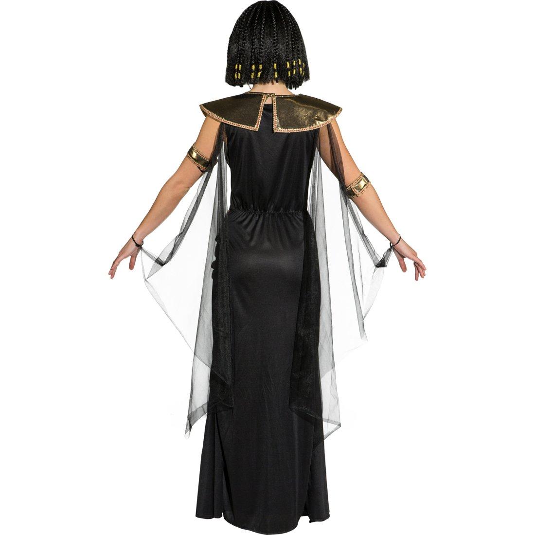 Amakando Disfraz Cleopatra Atuendo egipcia M 40/42 Caracterización ...
