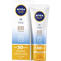 NIVEA SUN UV Face BB Cream SPF50, 50ml