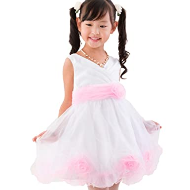 Amazon.com: Divertido Fun niños Formal vestido para fiesta ...