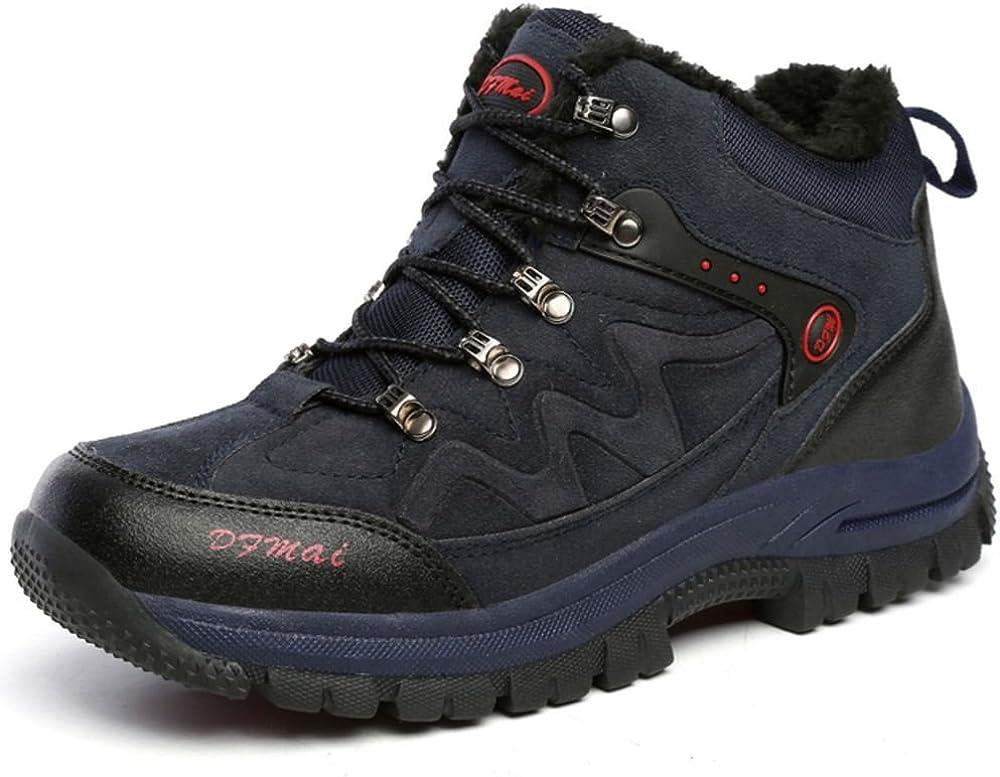 COOLCEPT Hombre Zapatos De Lona Zapatillas De Seguridad con Cordones: Amazon.es: Zapatos y complementos