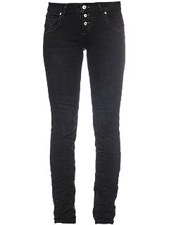 1d33c380b5510b M.O.D. Damen Jeans Ulla - Slim Fit - Blau - Strong Blue: Amazon.de ...