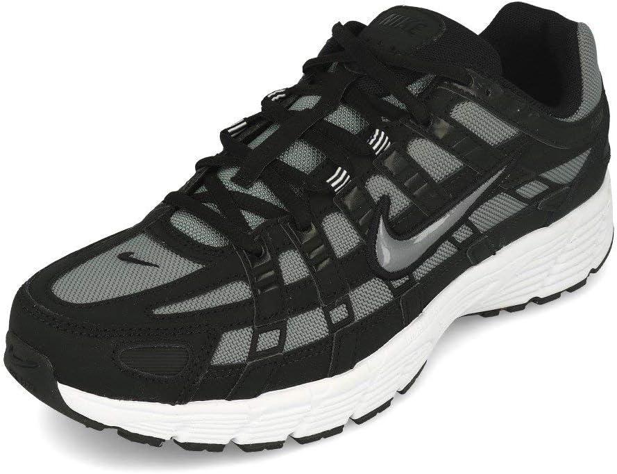 Nike Sportswear P-6000 Zapatillas de Deporte para Hombre, Color Negro