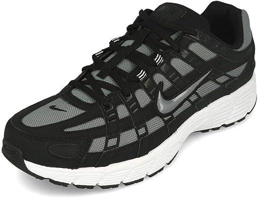 Nike Sportswear P-6000 Zapatillas de Deporte para Hombre, Color Negro, 4783_16025, Negro, EU 43 - US 9,5: Amazon.es: Zapatos y complementos