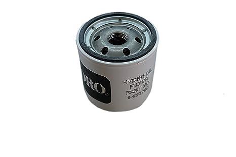 Amazon com : Genuine OEM Toro 1-633750 Hydraulic Filter
