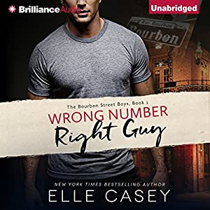 Wrong Number, Right Guy Audiobook