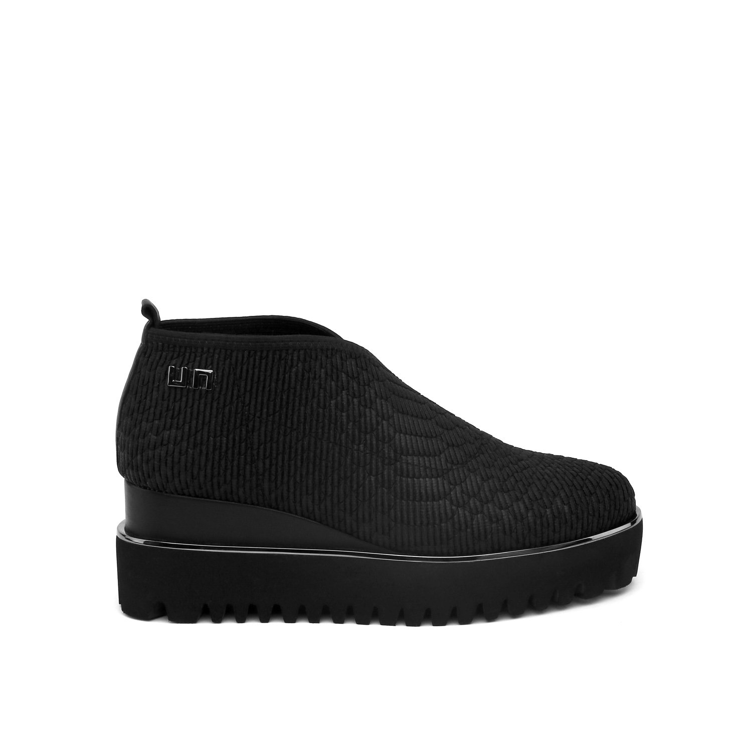 UNITED NUDE Women's Fold Casual EU Platform B075N67NJB 41 Medium EU Casual (10.5-11 US)|Black b23962