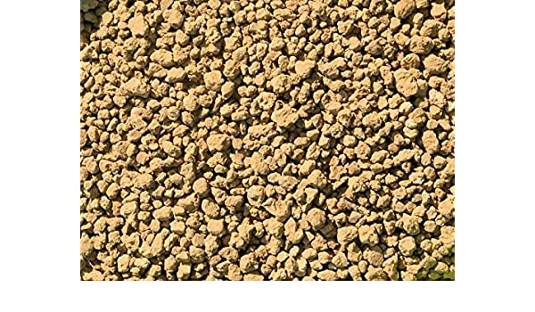 Succulent Soil Large Grain 2 Gal Japanese Hard Ibaraki Akadama for Bonsai