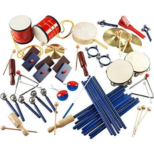 (Lyons Rhythm Kits 40 Pupil Set)