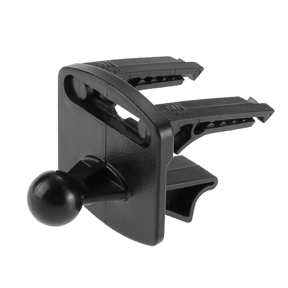 Supporto Sfiato Porta GPS Navigatore ABS Plastica 17mm per Garmin Nuvi compreshow 228