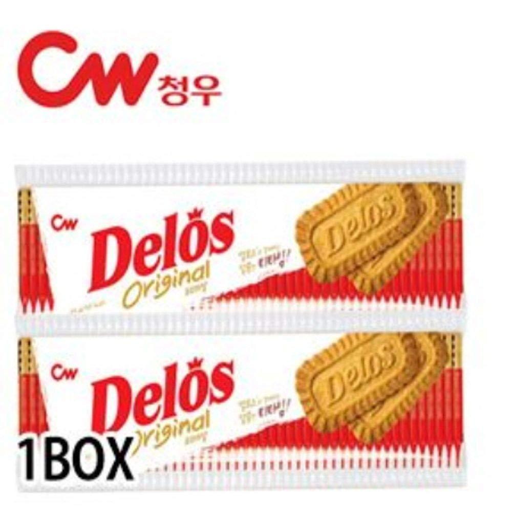 CW Delos Coffee Cookies 50pcs(315g) x 10