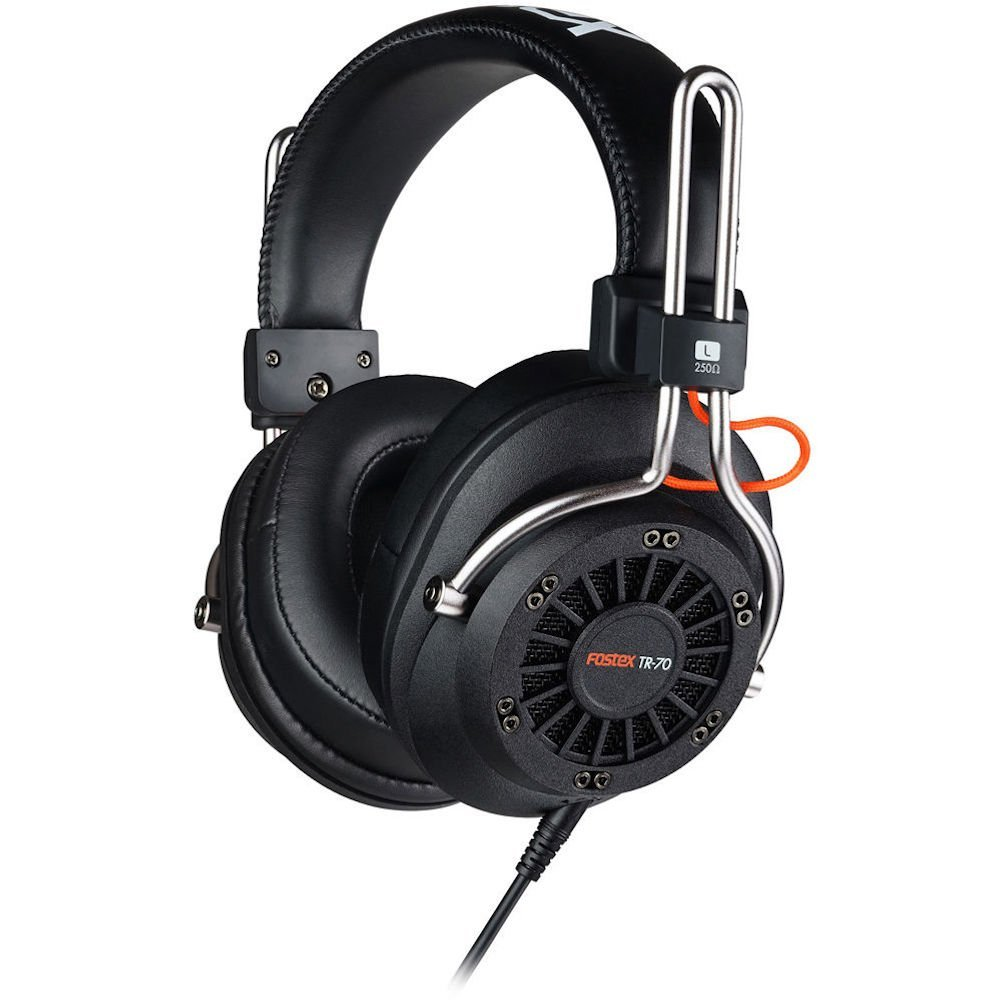 Fostex TR-70 80 Ohm Open back Dynamic Professional Monitoring Headphones