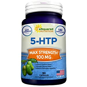 aSquared Nutrition Pure 5-HTP 100mg