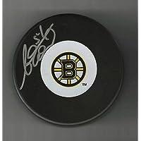 $45 » Adam McQuaid Signed Boston Bruins Puck - Autographed NHL Pucks