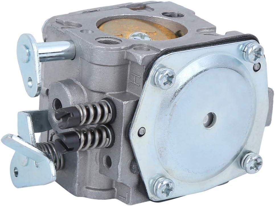 Accesorio de Parte Motosierra Motosierra Carburador Piezas de Superficie Anodizado Aluminio Fundido a Presi/óN Adecuadas para Stihl 051 Carburador Carb