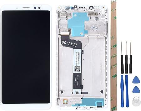 West Dragon Pantalla táctil LCD para XiaoMi Redmi Note 5, Pantalla LCD de Repuesto, con Herramientas para XiaoMi Redmi Note 5: Amazon.es: Electrónica