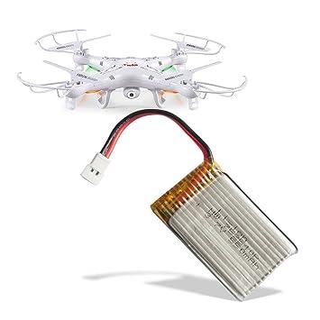 Syma Batería de Repuesto X5 (C) dron cuadricóptero 500 mA: Amazon ...